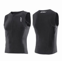2XU Mens Active Triathlon Singlet