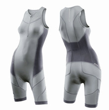 2XU Women's Long Distance Core Support Tri Suit