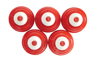 Fuel Belt Spare Caps - 5 Pack