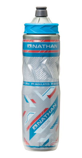 Nathan Icon Insulated Water Bottle - 24oz