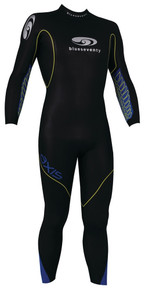 REPAIRED: Blue Seventy Men's Axis Full Sleeve Wetsuit - Size SM