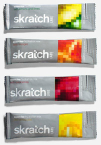 Skratch Labs Exercise Hydration Mix Single Serve Packet