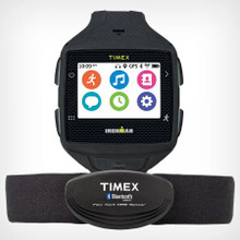 Timex Ironman One GPS+ Watch with Heart Rate Monitor