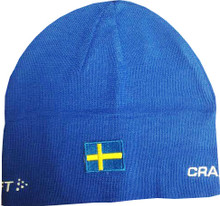 Craft Race Hat with Flag - Sweden