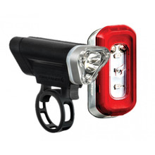 Blackburn Local 75 Front + Local 20 Rear Light Set - 2016