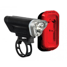 Blackburn Local 75 Front + Local 10 Rear Light Set - 2016