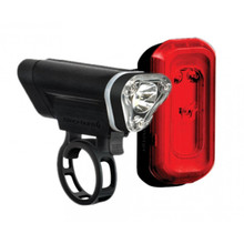 Blackburn Local 50 Front + Local 10 Rear Light Set - 2016