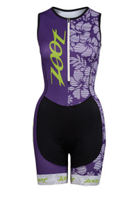 Zoot Women's Performance Tri Team Racesuit - 2015