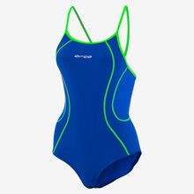 Orca Women's Core One Piece String Back Swimsuit
