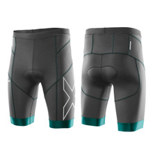 2XU Men's Elite Compression Tri Short
