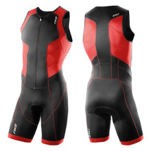 2XU Men's Perform Full Zip Tri Suit