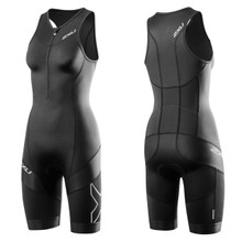 2XU Women's Elite Compression Tri Suit - 2015