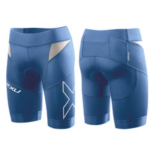 2XU Women's Elite Compression Tri Short