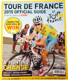 Tour De France 2015 Official Guide