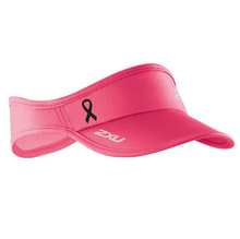 2XU Breast Cancer Awareness Run Visor - 2016