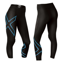 2XU Women's Ice X Mid-Rise 7/8 Compression Tights