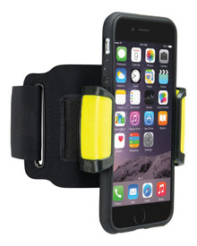 Nathan Sonic Mount Smartphone Carrier Pictured with Phone