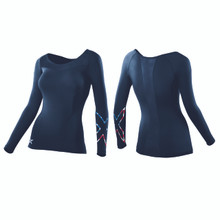 2XU Women's Stars N' Stripes Long Sleeve Compression Top