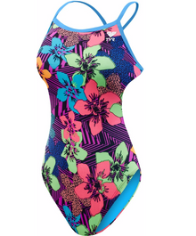 TYR Women's Ohana Crosscutfit Tieback Swimsuit