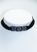 Aztec Time Choker Necklace