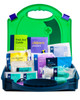 Children's First Aid Kit | Open, Showing Contents | Physical Sports First Aid
