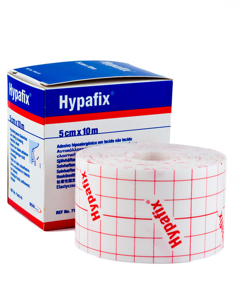 Hypafix Dressing Retention Tape   5cm x 10m   Physical Sports First Aid