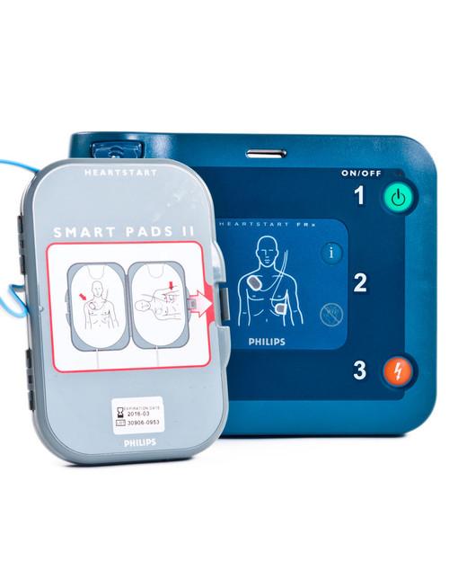 Philips Heartstart FRx Defibrillator   Physical Sports First Aid