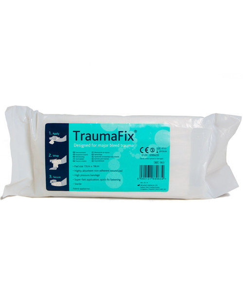 TraumaFix Dressing | Physical Sports First Aid