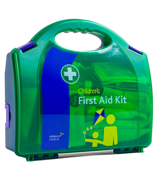 Children's First Aid Kit | Closed Box | Physical Sports First Aid