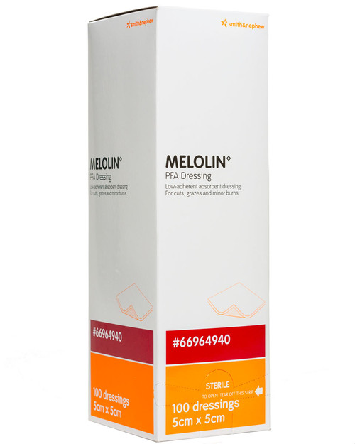 Melolin Non-Adherent Dressings | Physical Sports First Aid