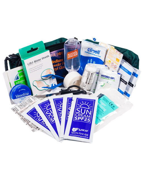 Festival Survival & First Aid Kit   Physical Sports First Aid