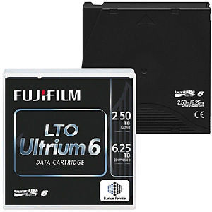 FUJI LTO6 16310732 ULTRIUM 2.5TB 6.25TB LTO-6 TAPES 20 PACK NEW