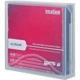 IMATION LTO6 29080 2.5TB / 6.25TB TAPES LTO-6 IMATION WARRANTY 5 PACK NEW