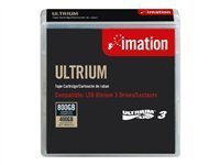 IMATION LTO3 17532 400GB/800GB ULTRIUM TAPES IMATION 5 PACK NEW