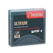 IMATION LTO4 26592 800GB/1.5TB ULTRIUM LTO-4 TAPES IMN26592 10 PACK NEW