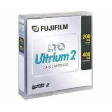 FUJI LTO2 600003229 26220001 ULTRIUM 200/400GB LTO-2 TAPES 5 PACK NEW