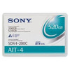 SONY SDX4200CWW AIT4 200/520GB SDX4-200C TAPES 20 PACK NEW
