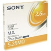 SONY CWO2600CWW 2.6GB WORM OPTICAL DISKS 5 PACK NEW