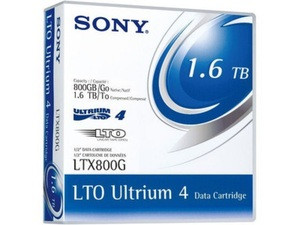 SONY LTX800G LTO4 ULTRIUM 800GB 1.6TB LTO-4 TAPES 10 PACK NEW