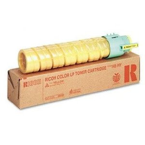 RICOH 888309 TYPE 145 YELLOW TONER GENUINE RICOH NEW