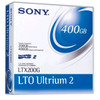 SONY LTX200G LTO2 200GB 400GB LTO-2 TAPES 20 PACK 100% CERTIFIED