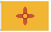 New Mexico 3'x5' Nylon State Flag 3ftx5ft