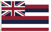Hawaii 4'x6' Nylon State Flag 4ftx6ft