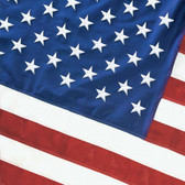 Best 5'x9 1/2' Cotton U.S. Flag By Valley Forge Flag
