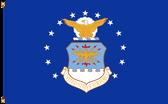 US Air Force 4ftx6ft Nylon Flag