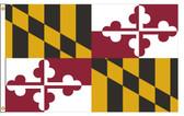 Maryland 6'x10' Nylon State Flag 6ftx10ft