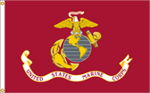 US Marine Corps 2ftx3ft