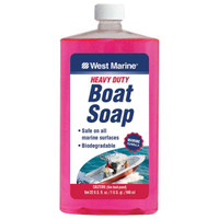 Cleaner - WM Boat Soap Qt.