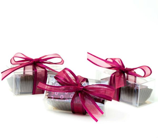 Favor Box - 2 Chocolates