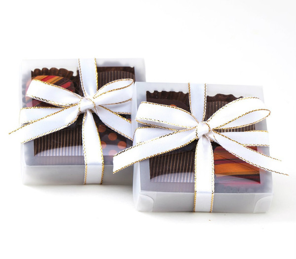 Favor Box - 4 Chocolates